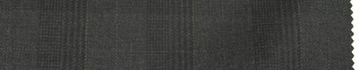【Do_5w006】グレーグレンチェック+5×4cmオレンジプレイド