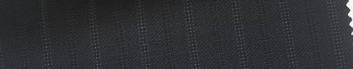 【Ib_5w115】黒紺柄+1.4cm巾白・織り交互ストライプ