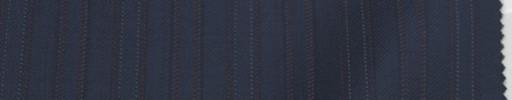 【Lo_6w67】ネイビー柄+3cm巾エンジ・白交互ストライプ