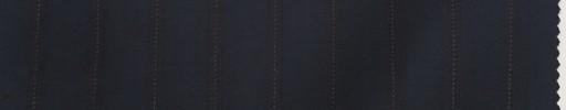 【Lo_7f04】ダークネイビー+1.4cm巾エンジ・ドットストライプ