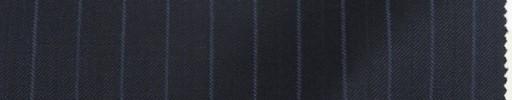【Do_9w07】ネイビー+1.2cm巾織り交互ストライプ
