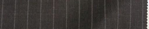 【Do_9w09】ブラウン+1.2cm巾織り交互ストライプ