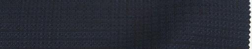 【Do_9w11】ネイビーシャドウ柄+5.5×5cmチェック