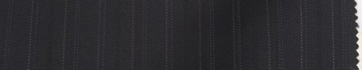 【Lo_0w01】ミッドナイト+2.5cm巾薄ピンク・薄ブルー・織りストライプ