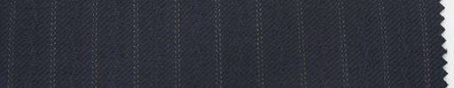 【Du_4w151】ダークブルーグレー地+9ミリ巾ドット・織り交互ストライプ