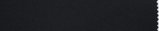 【Du_4w157】黒紺地+1.5cm巾織りストライプ