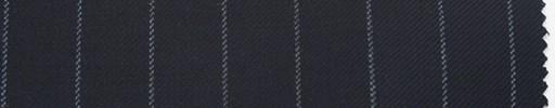 【Du_4w159】濃紺地+1.3cm巾白ストライプ
