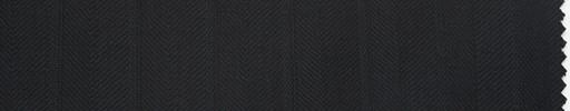 【Du_4w161】黒紺1.4cm巾ブロークンヘリンボーン