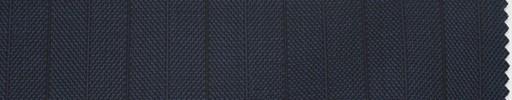 【Du_4w166】ダークブルーグレー柄+1.6cm巾織り交互ストライプ