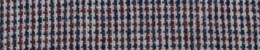 【Ht_5w068】ネイビー×赤×白織りチェック