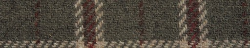 【Ht_8w091】カーキ+7×6cmブラウン・ベージュチェック