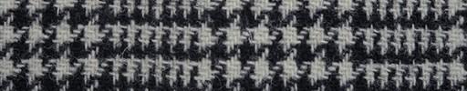 【Ht_8w093】白黒10×8.5cmグレンプレイド