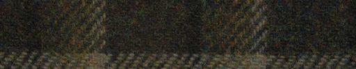 【Ht_8w104】グリーンミックス+8.5×7cm黒・白・ライトグリーンチェック