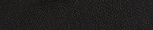 【Me_0w12】ブラウン+6.5×5.5cm織りチェック
