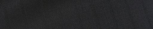【Me_0w16】ブラック+1.2cm巾織りストライプ