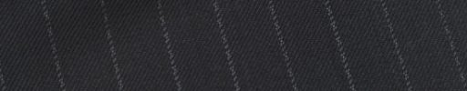 【Me_0w20】ダークネイビー+1.2cm巾グレーストライプ