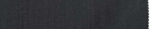 【Br_6w04】チャコールグレー8ミリ巾ヘリンボーン
