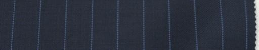 【Br_6w08】濃紺地+1.2cm巾ライトブルーストライプ