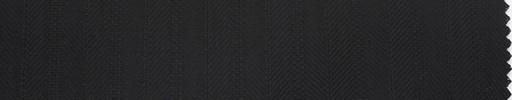 【Er_4w178】黒1.1cm巾ヘリンボーン