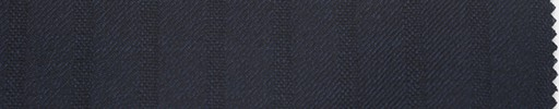 【Er_4w181】濃紺地+1.2cm巾織りストライプ