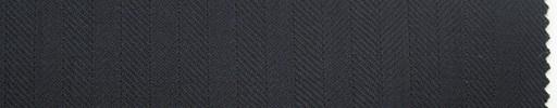 【Ma_0004】濃紺1cm巾ヘリンボーン柄