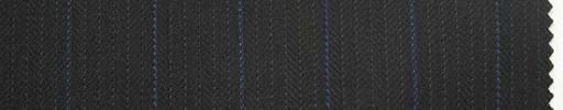 【Ma_0010】ダークグレーヘリンボーン柄+1.6cm巾パープルストライプ