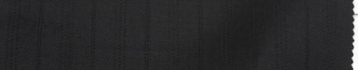 【To_7w04】ブラック+2cm巾織り交互ストライプ