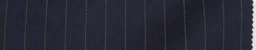 【To_7w08】ライトネイビー+1cm巾ストライプ
