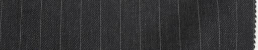 【To_7w09】チャコールグレー+1cm巾ストライプ