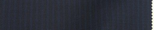 【Br_0w03】ネイビー+3ミリ巾織りストライプ