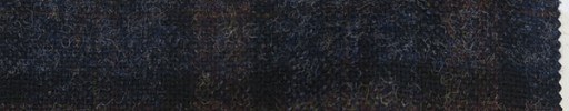 【Cho_9w06】ネイビー+7×6cmブラウン・ブラックチェック