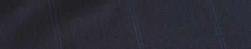 【Dov_0s03】ネイビー+4.5×4cmブルー・織りチェック