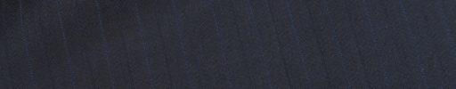 【Dov_0s05】ネイビーヘリンボーン+1cm巾ブル―ストライプ