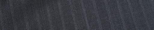 【Dov_0s06】チャコールグレー・ピンチェック+8ミリ巾織りストライプ