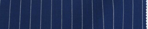 【To_9s06】ロイヤルブルー+9ミリ巾白ストライプ
