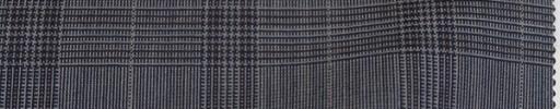 【To_9s10】グレーグレンチェック+5.5×5cmエンジ・織りオーバープレイド