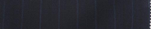 【To_s05】ダークネイビー+1.6cm巾ブルー・織り交互ストライプ