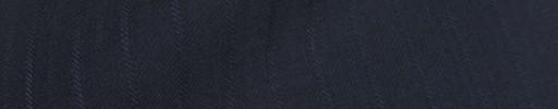 【Bm08w_33】ネイビー+8ミリ巾織り交互ストライプ