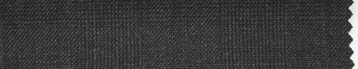 【Hs_ch15】チャコールグレーグレンチェック+6×4.5cm茶プレイド