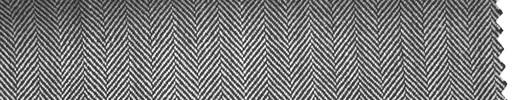 【Hs_ch24】ライトグレー1.3cm巾ヘリンボン