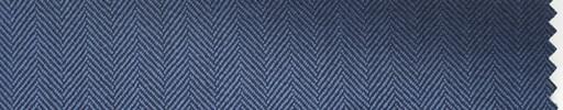 【Hs_ch25】ライトブルー1.3cm巾ヘリンボン