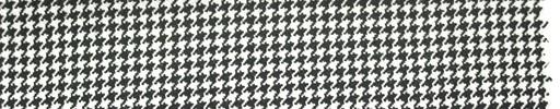 【Hs_ch28】白黒ハウンドトゥース