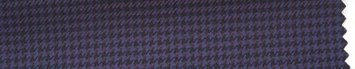 【Hs_ch30】パープル黒ハウンドトゥース