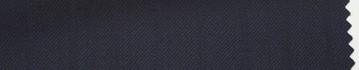 【Hs_ch58】濃紺地+1.3cm巾織りストライプ