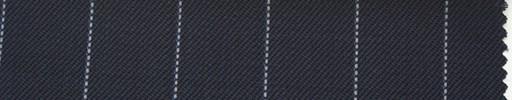 【Ib_0129】濃紺地+1.6cm巾白ストライプ