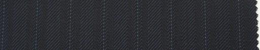 【Ib_0132】濃紺柄+1.2cm巾ブルーストライプ