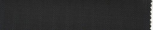 【Ib_0138】黒地+8ミリ巾織りストライプ