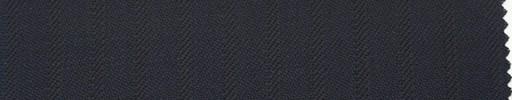 【Ib_0139】濃紺地+8ミリ巾織りストライプ
