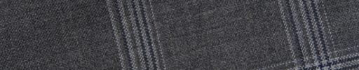 【Bs_0s039】ミディアムグレー+5×4cmホワイト・ダークグレーミックスチェック