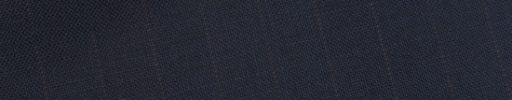 【Bs_0s075】ネイビー+1cm巾ブラウンストライプ